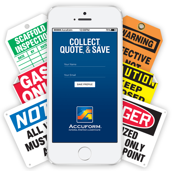 Collect, Quote, & Save! App